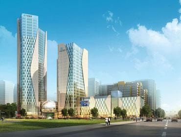 天府新谷办公楼
